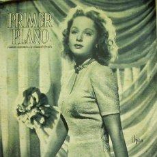 Cine: ELAINE SHEPARD PRIMER PLANO SPANISH MAGAZINE 1945 Nº230 SPAIN SPAIN. Lote 17997571