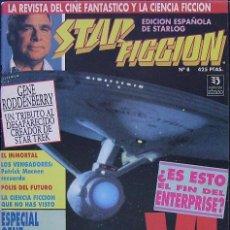 Cine: STAR FICCION Nº 8. LA REVISTA DEL CINE FANTÁSTICO Y LA CIENCIA FICCIÓN. EDICIÓN ESPAÑOLA DE STARLOG. Lote 18164415