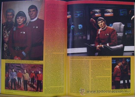 Cine: STAR FICCION Nº 8. La revista del cine fantástico y la ciencia ficción. Edición española de Starlog - Foto 3 - 18164415