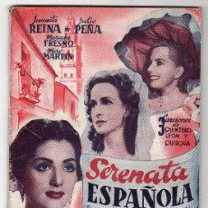Cine: EDICIONES BISTAGNE. SERIE TRIUNFO. SERENATA ESPAÑOLA. Lote 18164811