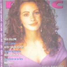 Cinema: MAGAZINE MAC (JULIA ROBERTS) 1991 Nº19 SPAIN. Lote 18315087