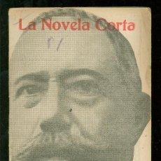 Cine: LA NOVELA CORTA. EL TINTERO DE TALAVERA. EUGENIO SELLES. AÑO I. 1916. Nº 51.. Lote 18327949