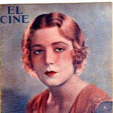 Cine: REVISTA EL CINE. AÑOS 30.. Lote 18337567