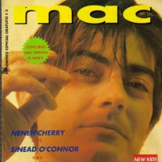 Cinema: MAGAZINE MAC (LA FRONTERA) 1990 Nº3 SPAIN. Lote 18572237