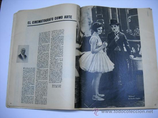 Cine: CINE . RADIOCINEMA . 1938 1963 . REVISTA DECANA BODAS DE PLATA 575-576 , MARISOL ,MARILYN MONROE .. - Foto 3 - 18753928