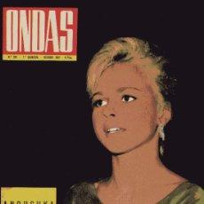 Cine: ONDAS Nº236 (1962) (RADIO)JOSÉ GUARDIOLA, SHIRLEY MAC LAINE, NIETOS DE FRANCO, DUQUESA DE ALBA.... Lote 174958683