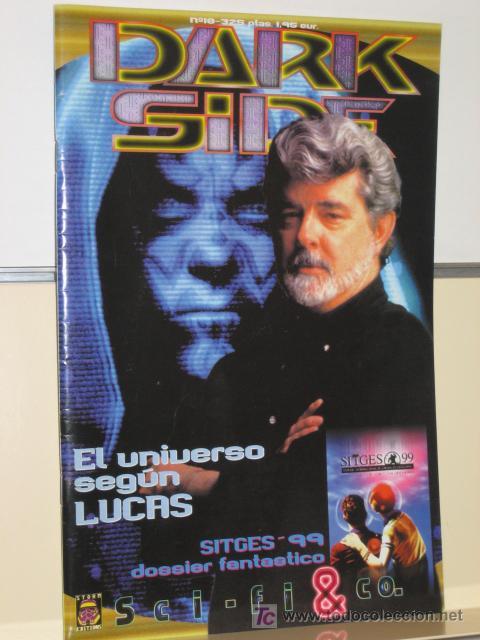 DARK SIDE Nº 18 (Cine - Revistas - Dark side)