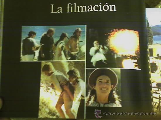 Cine: LIBRO DE CHIQUITITAS, RINCON DE LUZ - LA PELICULA - ARGENTINA - 2001 - PARA FANATICOS!! - Foto 2 - 97964127