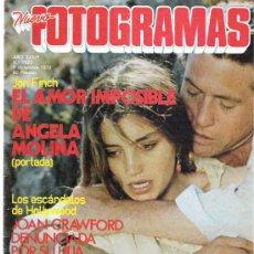 Cine: FOTOGRAMAS Nº 1622 * DIC 1979 - ANGELA MOLINA / URSULA ANDRESS / POSTER BURT LANCASTER. Lote 19362374
