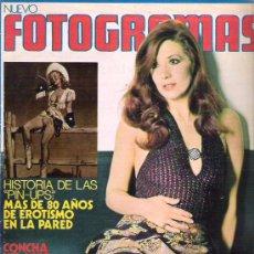 Cine: FOTOGRAMAS Nº 1328 ** MARZO 74 ** CONCHA VELASCO / PIN UPS / MONTY PROUST. Lote 19362605