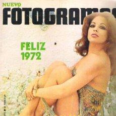 Cine: FOTOGRAMAS Nº 1211 DIC 1971 - LA POLACA / MARIA PRADERA / LUCIA BOSE **. Lote 19362615