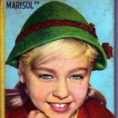 Cine: LIBRO MARISOL HA LLEGADO UN ANGEL. Lote 19656770