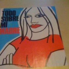Cine: 'TODO SOBRE MI MADRE', DE PEDRO ALMODÓVAR. PÁGINA DE PRENSA.. Lote 19714530