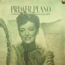 Cine: KATHERINE BOOTH PRIMER PLANO SPANISH MAGAZINE 1945 Nº261 SPAIN. Lote 20059243