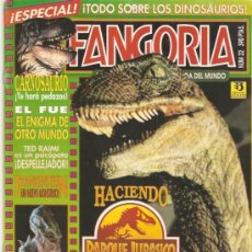 Cine: REVISTA TERROR CIENCIA FICCION FANGORIA Nº 22. Lote 20345894