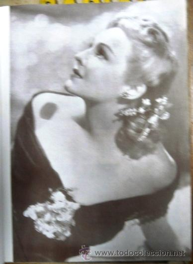 Cine: CINELANDIA ABRIL DE 1940 - MARLENE DIETRICH EN TAPA - NOMINACIONES AL PREMIO ´OSCAR´ 1939 - 48 PAG - Foto 2 - 154277268