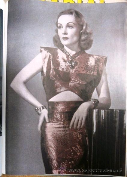 Cine: CINELANDIA ABRIL DE 1940 - MARLENE DIETRICH EN TAPA - NOMINACIONES AL PREMIO ´OSCAR´ 1939 - 48 PAG - Foto 3 - 154277268