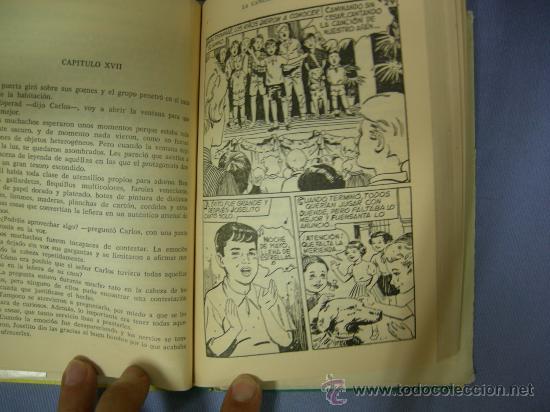 Cine: LIBRO la cancion de joselito, con 250 ilustraciones, ed. bruguera, 1ª edición 1962 - Foto 4 - 24674136