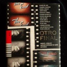 Cine: OTRO FINAL. VARIOS AUTORES. MANUEL HIDALGO EDITOR. 2009 207 PAG. Lote 21630359