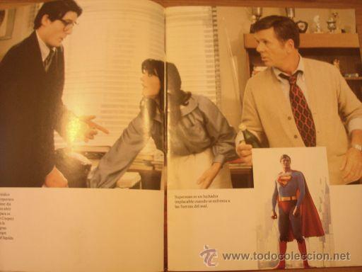 Cine: REVISTA SUPERMAN EL FILM - Editorial Bruguera - UNICA - Con fotos color de la película - 1979 - Foto 3 - 61945992