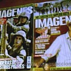 Cine: REVISTAS IMÁGENES DE ACTUALIDAD - NOVIEMBRE DE 2006 Y ENERO DE 2007. Lote 24073085