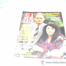 Cine: CINE REVUE Nº 45, NOVEMBRE 1989: JOHN TRAVOLTA.ARNOLD SCHWARZENEGGER.ENRICO MACIAS.PATRICK BRUEL. Lote 22308220