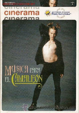 REVISTA 'CINERAMA'. OCTUBRE 2001. PORTADA + ARTÍCULO SOBRE EWAN MCGREGOR. (Cine - Revistas - Cinerama)