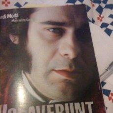 Cine: 'VOLAVÉRUNT', DE BIGAS LUNA. PUBLICIDAD DE PRENSA. JORDÍ MOLLÀ EN IMAGEN.. Lote 22451370