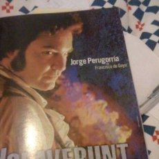 Cine: 'VOLAVÉRUNT', DE BIGAS LUNA. PUBLICIDAD DE PRENSA. JORGE PERUGORRÍA EN LA IMAGEN.. Lote 22451385