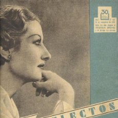 Cine: FILMS SELECTOS Nº266 23/11/1935. Lote 22529878