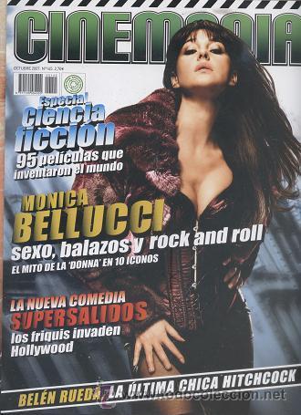 REVISTA CINEMANÍA, Nº 145 (OCTUBRE 2007): ESPECIAL CIENCIA FICCIÓN, 95 PELÍCULAS QUE INVENTARON EL M (Cine - Revistas - Cinemanía)