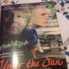 Cine: 'UNDER THE SUN', CON ROLF LASSGÅRD. PÁGINA DE PRENSA.. Lote 22799323