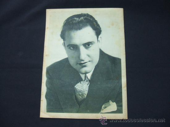 Cine: POPULAR FILM - AÑO VI - Nº 262 - 20 AGOSTO 1931 - PORTADA, ROSITA DIAZ - - Foto 6 - 22952956