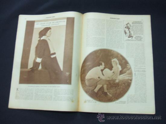 Cine: POPULAR FILM - AÑO VI - Nº 276 - 26 NOVIEMBRE 1931 - PORTADA, LORETTA YOUNG Y OTIS SKINER - - Foto 5 - 22953088