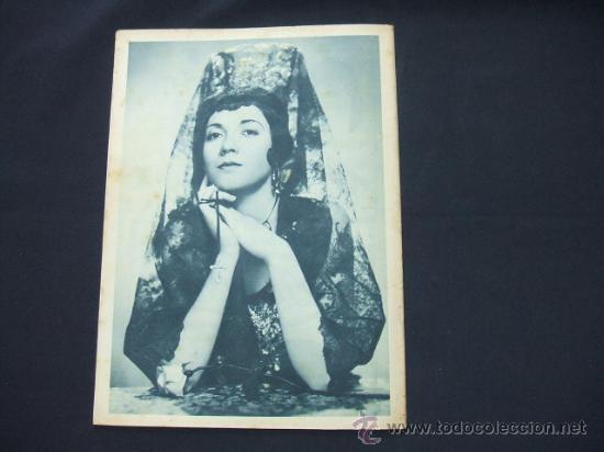 Cine: POPULAR FILM - AÑO VI - Nº 276 - 26 NOVIEMBRE 1931 - PORTADA, LORETTA YOUNG Y OTIS SKINER - - Foto 7 - 22953088