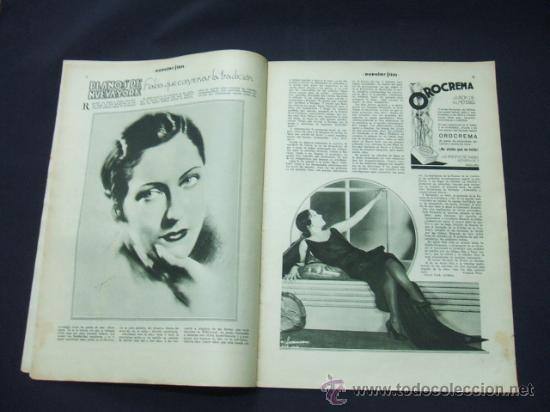 Cine: POPULAR FILM - AÑO V - Nº 224 - 13 NOVIEMBRE 1930 - PORTADA, JANET GAYNOR Y CHARLES FARRELL - - Foto 3 - 22953167