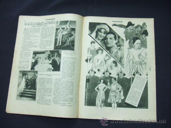 Cine: POPULAR FILM - AÑO V - Nº 224 - 13 NOVIEMBRE 1930 - PORTADA, JANET GAYNOR Y CHARLES FARRELL - - Foto 5 - 22953167