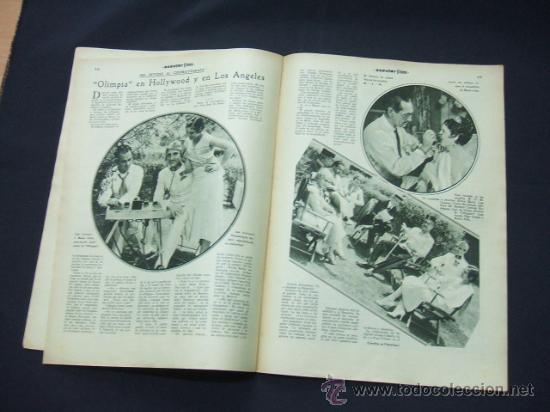 Cine: POPULAR FILM - AÑO V - Nº 224 - 13 NOVIEMBRE 1930 - PORTADA, JANET GAYNOR Y CHARLES FARRELL - - Foto 6 - 22953167