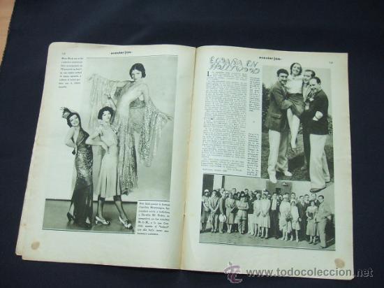 Cine: POPULAR FILM - 27 NOVIEMBRE 1930 - - Foto 7 - 22953238