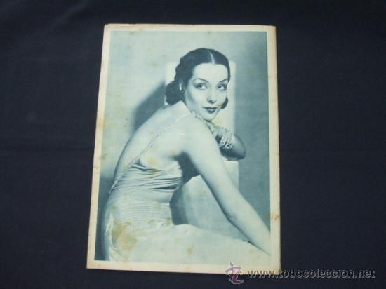 Cine: POPULAR FILM - AÑO VI - NUMERO 277 - 3 DICIEMBRE 1931 - PORTADA, JOSE MOJICA - - Foto 8 - 22953305