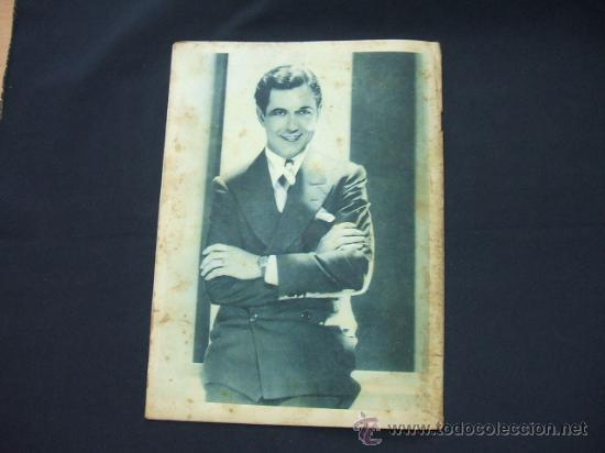 Cine: POPULAR FILM - AÑO VI - NUMERO 249 - 21 MAYO 1931 - PORTADA, BEBE DANIELS Y BEN LYON - - Foto 10 - 22953334