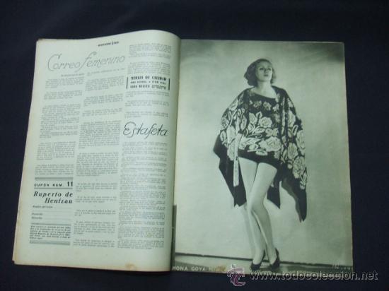 Cine: POPULAR FILM - AÑO VI - NUMERO 249 - 21 MAYO 1931 - PORTADA, BEBE DANIELS Y BEN LYON - - Foto 4 - 22953334