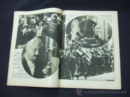 Cine: POPULAR FILM - AÑO VI - NUMERO 249 - 21 MAYO 1931 - PORTADA, BEBE DANIELS Y BEN LYON - - Foto 5 - 22953334