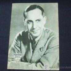 Cine: POPULAR FILM - 27 NOVIEMBRE 1930 - . Lote 22953238