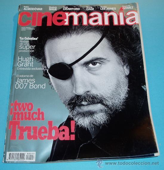 CINEMANIA. Nº 3. 1995. TRUEBA. HUGH GRANT. (Cine - Revistas - Cinemanía)