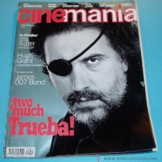 Cine: CINEMANIA. Nº 3. 1995. TRUEBA. HUGH GRANT.. Lote 23027699