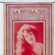 Cinema: EL MARTIRIO DEL VIVIR, CON PAQUITA ARROYO. NOVELILLA, Nº 27.. Lote 23065395