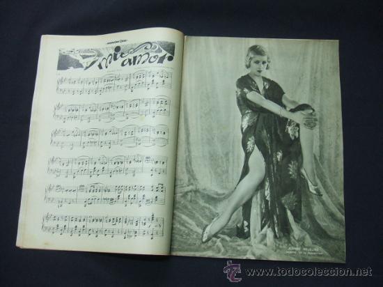 Cine: POPULAR FILM - Nº 273 - 5 NOVIEMBRE 1931 - PORTADA, JANET GAYNOR Y CHARLES FARRELL - Foto 3 - 23173879
