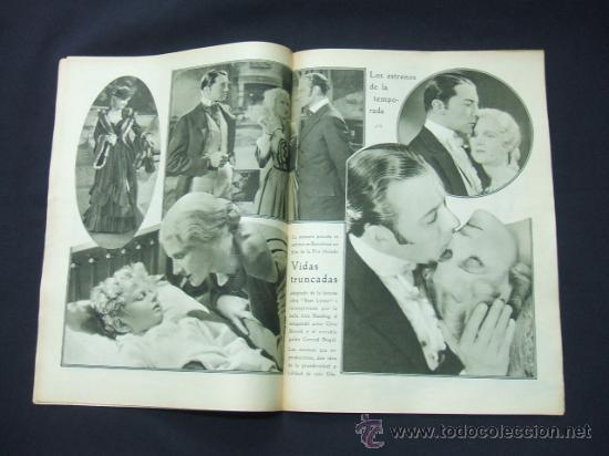 Cine: POPULAR FILM - Nº 273 - 5 NOVIEMBRE 1931 - PORTADA, JANET GAYNOR Y CHARLES FARRELL - Foto 4 - 23173879