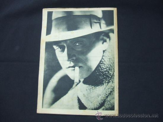 Cine: POPULAR FILM - Nº 273 - 5 NOVIEMBRE 1931 - PORTADA, JANET GAYNOR Y CHARLES FARRELL - Foto 7 - 23173879